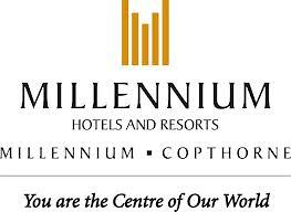 millennium hotels and resorts Logo