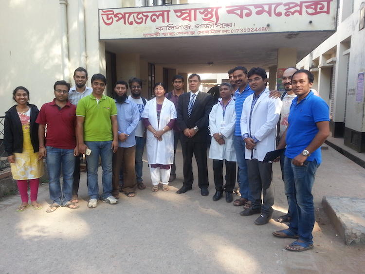 ministry of health, bangladesh | ThoughtWorks