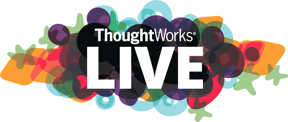 ThoughtWorks Live Australia 2015: Building a Digitally-led Business logo
