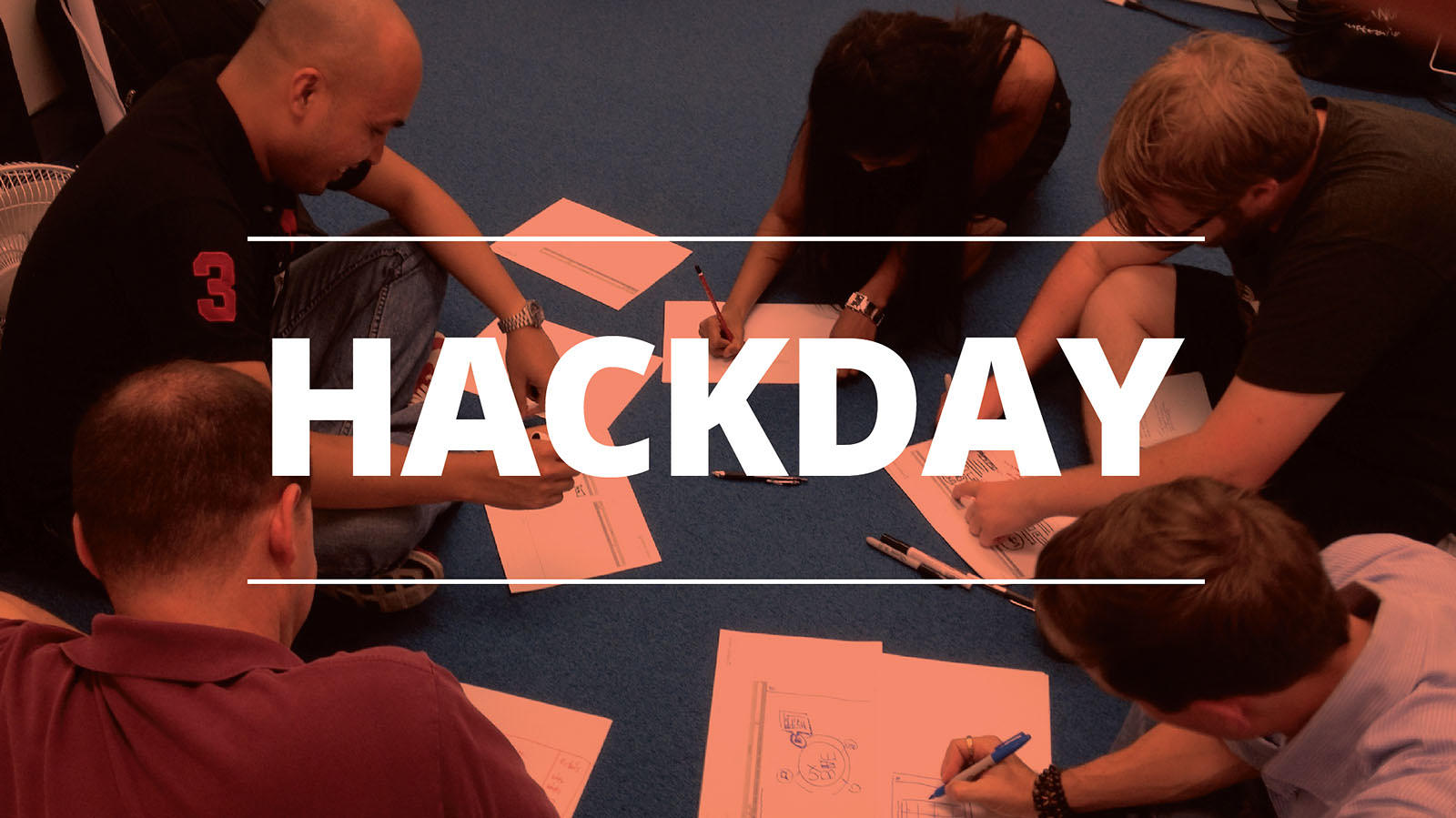 Hack day logo