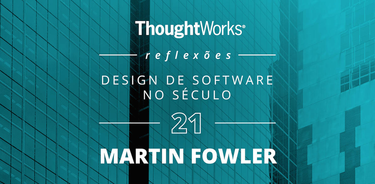 Design de software no século 21 logo