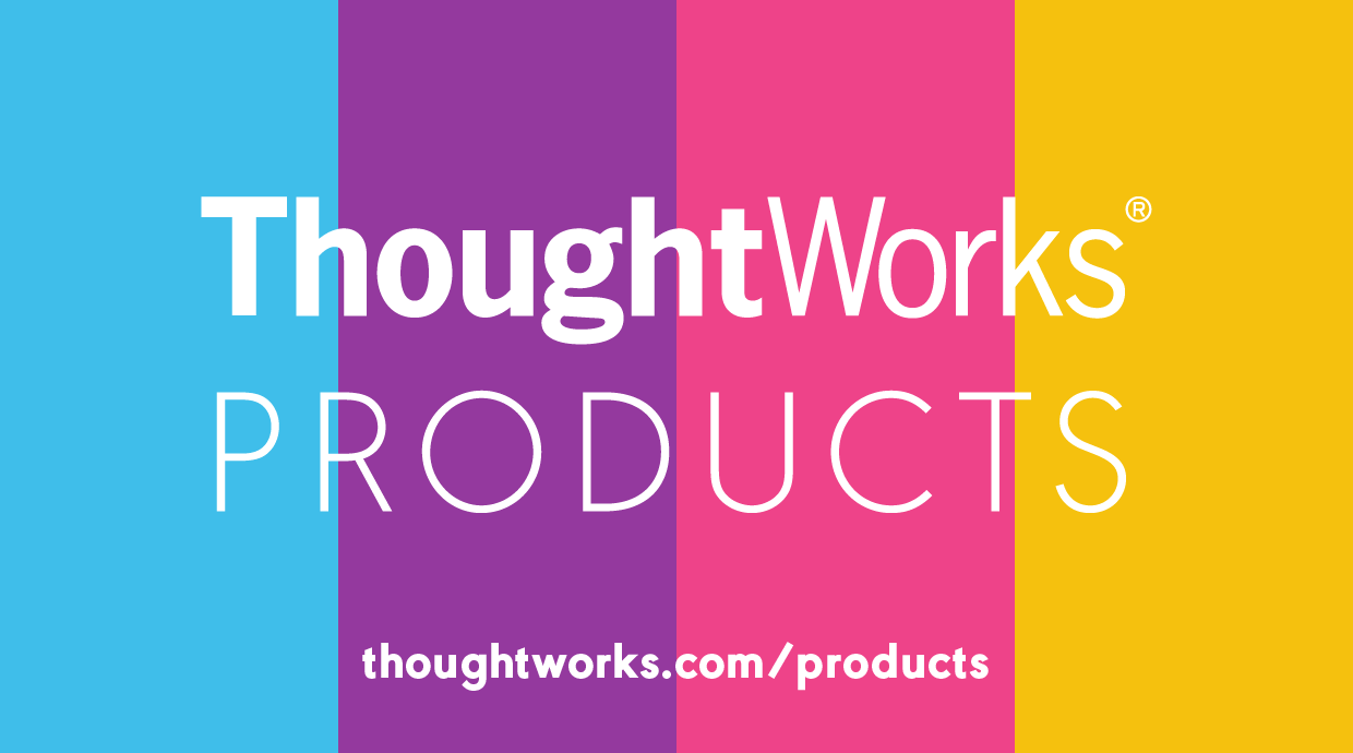 Products | ThoughtWorks