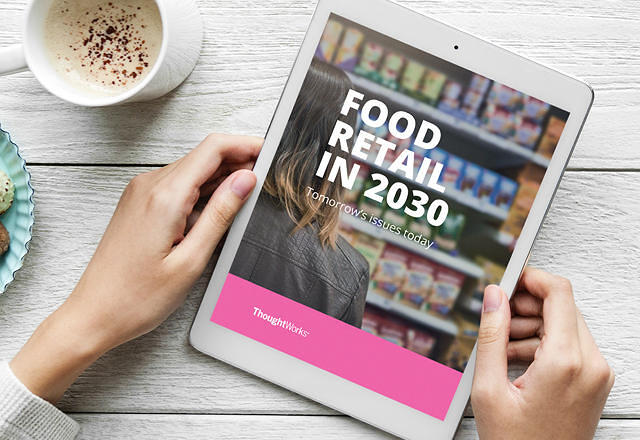 The Future of Food 2030 report
