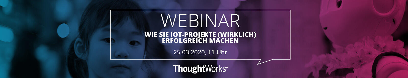 Webinar Internet of things