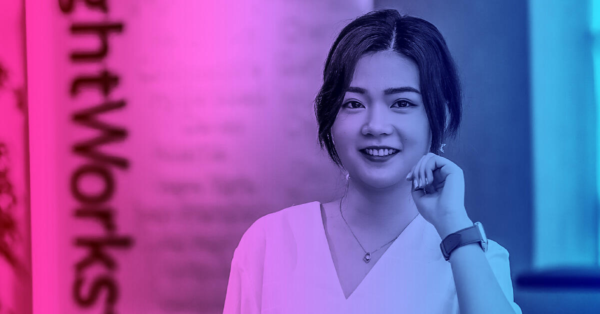 ThoughtWorks Thailand Meet Our Recruiter page