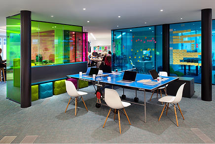 ThoughtWorks London Office