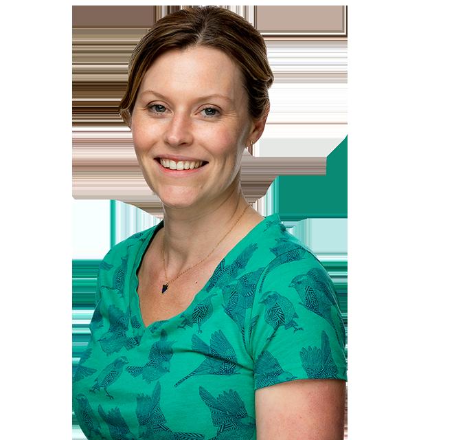 Natalie Hollier, diretora global de inovação de produto na ThoughtWorks