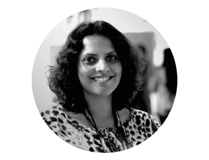 Smitha Hemmigae TWLive India 2018