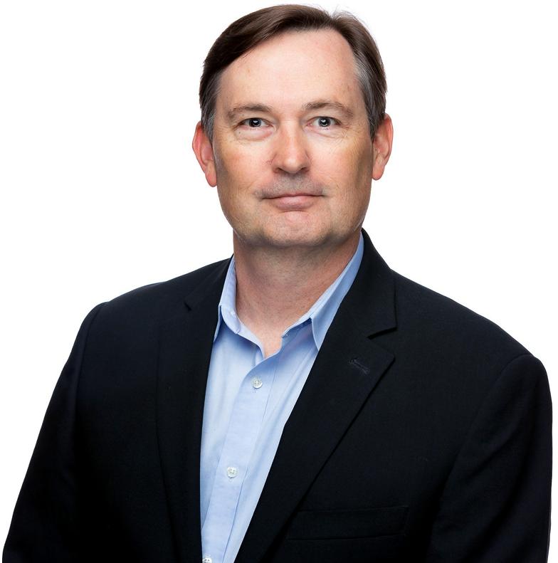 David Robinson, líder de transformação social na ThoughtWorks