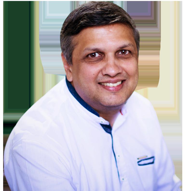 Sameer Soman, diretor-presidente ThoughtWorks India