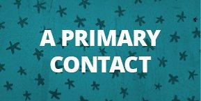 A primary contact