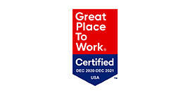 Great Place to Work Certified - US