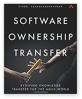 Software Ownership Transfer por Vinod Sankaranarayanan