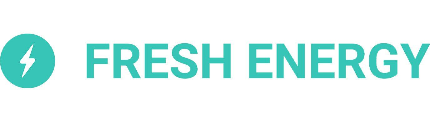 Logo Fresh Energy