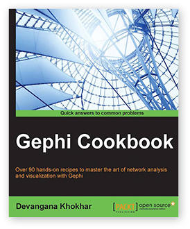 Gephi Cookbook by Devangana Khokhar