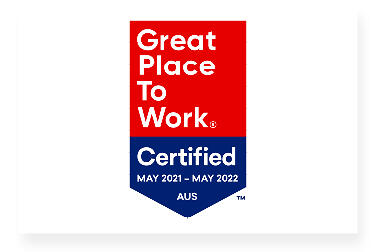 Great Places to Work Aus May 2021 to May 2022