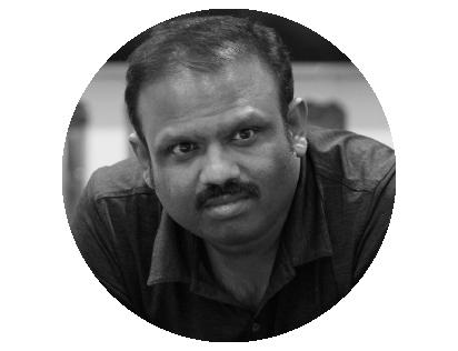 Bharani Subramaniam Tech Radar Summit India 2019