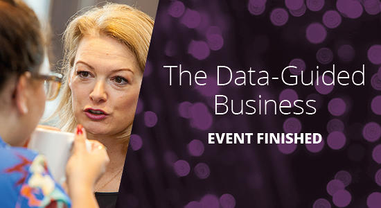 The Data-Guided Business | EVENT FINISHED
