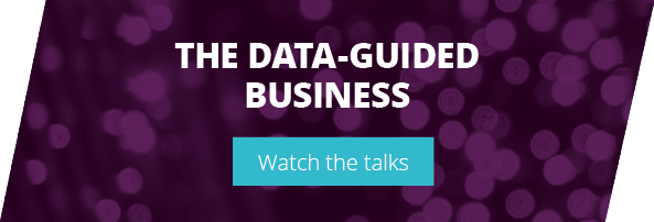THE DATA-GUIDED BUSINESS - Watch the talks
