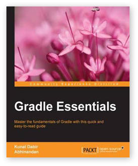 Gradle Essentials by Kunal Dabir, co-author