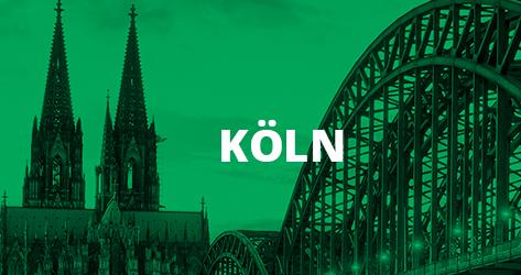 Schau dir unser Büro in Köln an