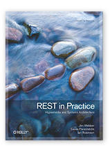 REST in Practice: Hypermedia and Systems Architecture by Ian Robinson & Jim Webber, co-authors
