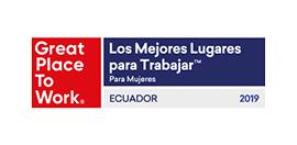 Great Place to Work Ecuador 2019