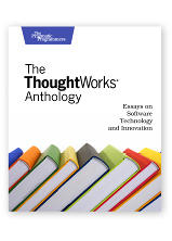 ThoughtWorks Anthology Rebecca Parsons, editor
