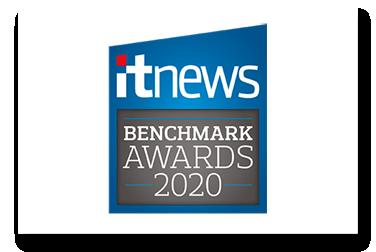 itnews Benchmark Awards 2020