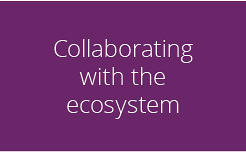 Exploiting a Collaborative Ecosystem