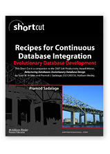 Recipes for Continuous Database Integration by Pramod Sadalage