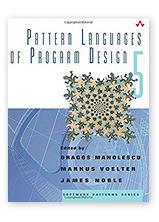Pattern Languages of Program Design 5 by Dragos Manolescu