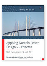 Applying Domain-Driven Design and Patterns: With Examples in C# and .NET by Erik Doernenburg, contributor