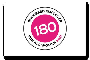 Work180 endorsed employer for women