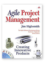 Agile Project Management: Creating Innovative Products by Jim Highsmith