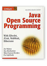 Java Open Source Programming by Joe Walnes