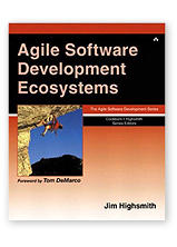 Agile Software Development Ecosystems by Jim Highsmith