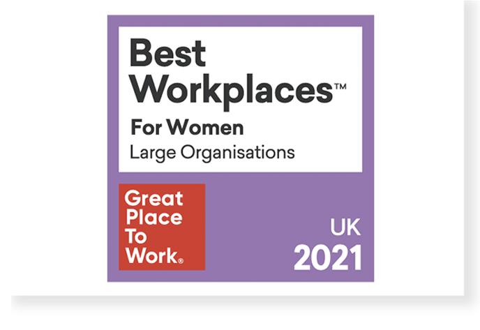 GPTW Best Womens Workplace