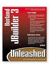 JBuilder 3 Unleashed by Neal Ford, co-author