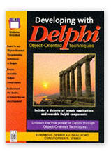Developing with Delphi: Object-oriented Techniques by Neal Ford, co-author