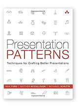 Presentation Patterns & Anti-patterns by Neal Ford