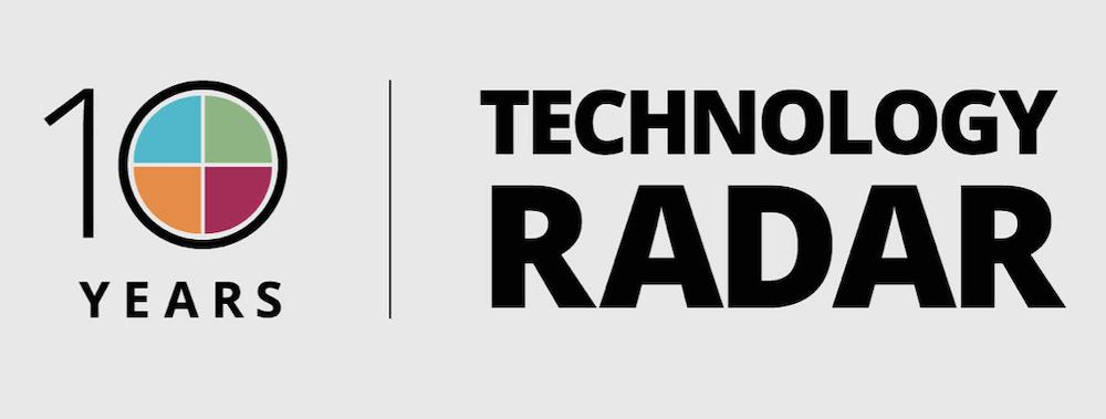 10 years of Tech Radar