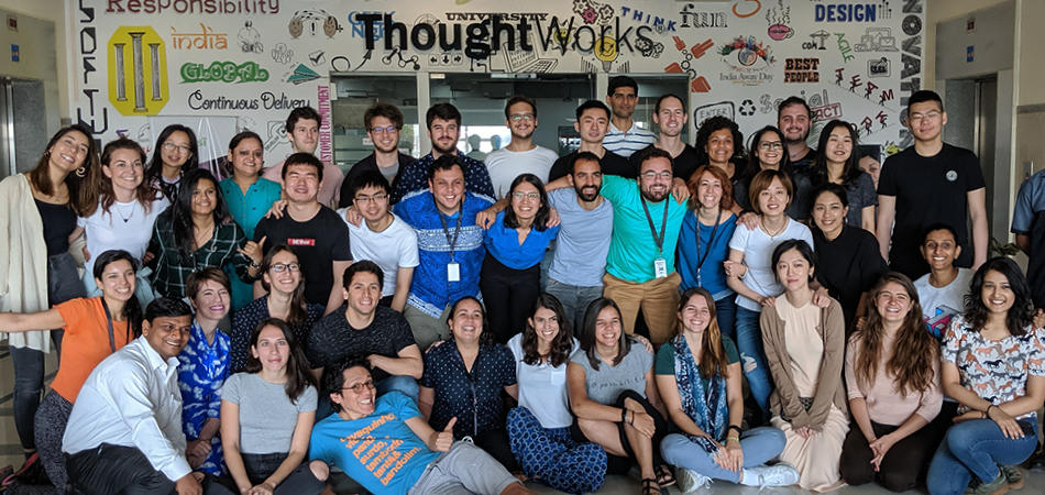 Happy ThoughtWorkers
