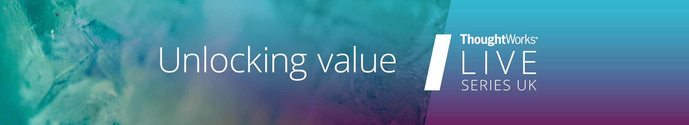 Unlocking value