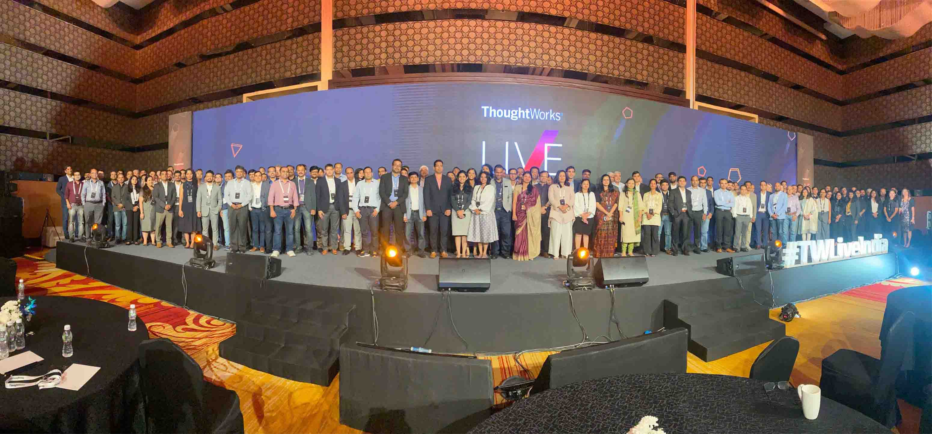 ThoughtWorks Live India 2019