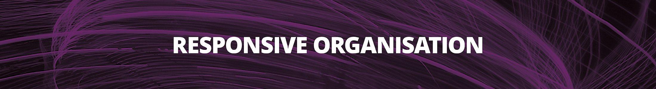 Responsive Organisation - An executive round tabble