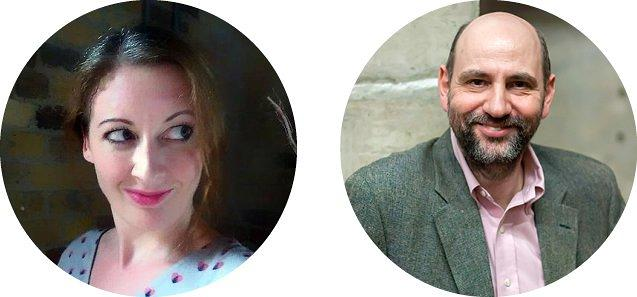 Laura Paterson and Martin Fowler