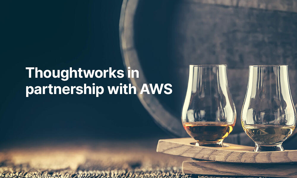 Thoughtworks in partnership with AWS