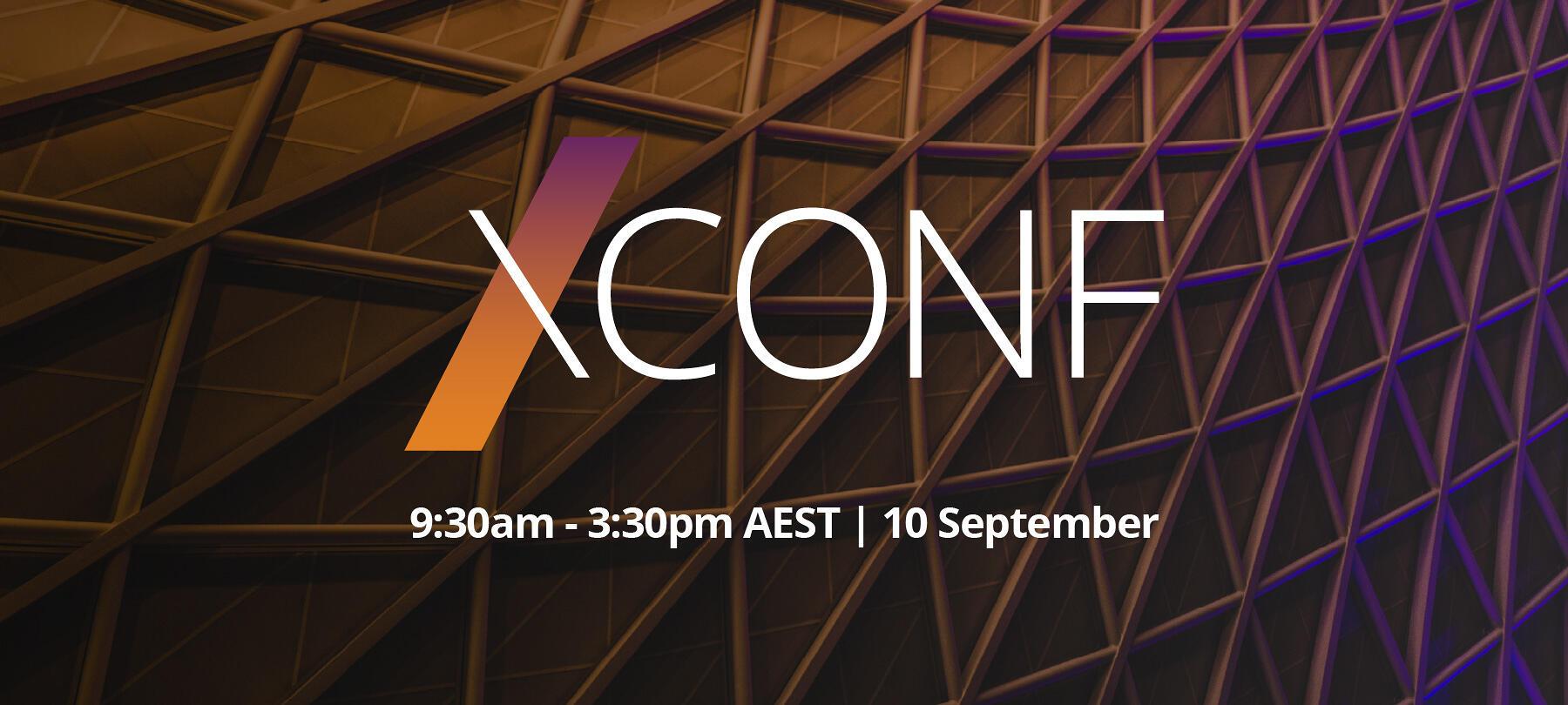Xconf Australia | Online | September 10