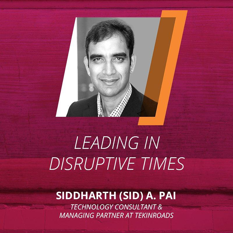 Sid Pai TWLive India 2017